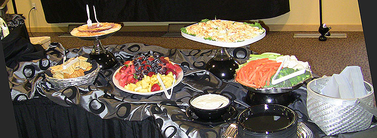 Catering Buffet St. Paul, MN