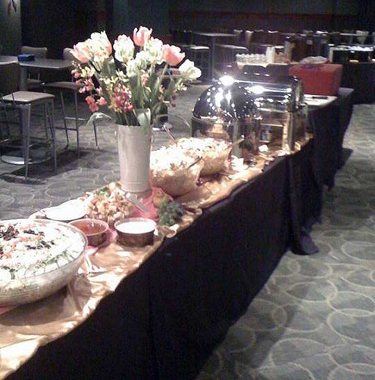 Twin Cities buffet catering